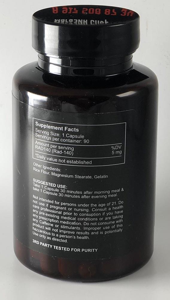 Radium RAD-140 фирмы Cratus Labs цена